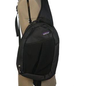 Patagonia Sling Style Black Backpack CLEAN